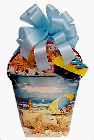 Naples Marco Island Florida Convention Gift Baskets,Florida Amenity Gift Baskets, Florida Meeting Gifts, Beach Themed Gift Baskets