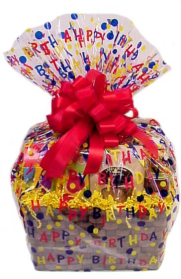 Birthday Gourmet Gift Baskets Naples